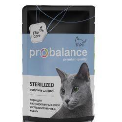Wet food ProBalance Αποστειρωμένο για γάτες