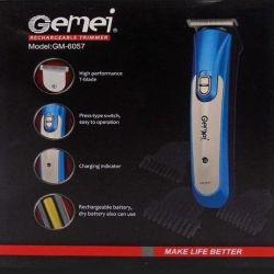 Машинка для стрижки Gemei GM-6057