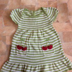 Jimbor φόρεμα με μπερέ για 3 χρόνια.