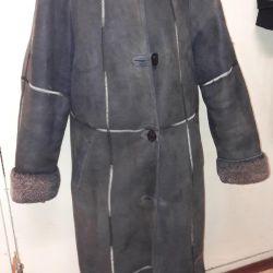 Κομψό παλτό χειμώνα