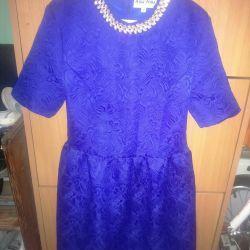 Güzel kadın elbisesi