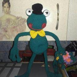 Kurbağa örme