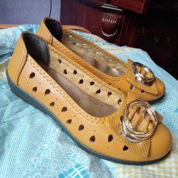 Παπούτσια μπαλέτου - παπούτσια !!!