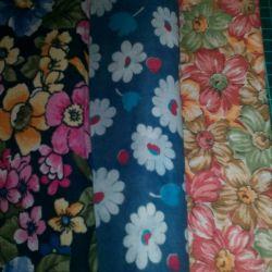 Fabric cotton100%