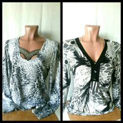 New and used blouses, river 48-52