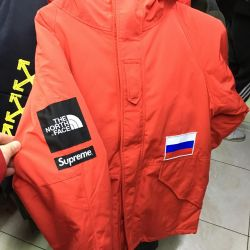 Winter jacket Supreme & TheNorthFace -15