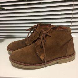 Boots suede natur 30 Spain