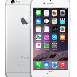 New iPhone 6 (16gb), silver