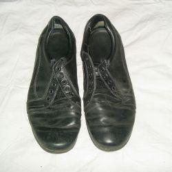 Low shoes demi-season Kraft