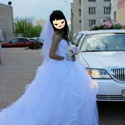 Φόρεμα σχεδιαστή.
