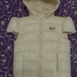 Chicco vest for girls (new)