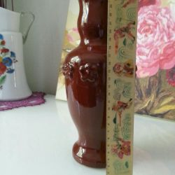 Vas. Turnat ceramica. Vintage. Din URSS