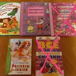 Çocuk kitapları, masallar