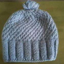 Πολύ ζεστό γυναικείο καπέλο