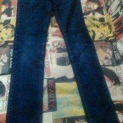 Mükemmel kalitede yeni C&A kot pantolon
