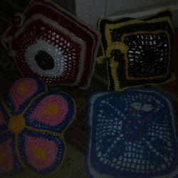 Handmade pads