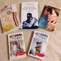 Cartea de romane Mazzantini Ahern Musso Webber