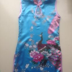 Dress in Japanese style for 2-3 years