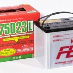 Baterie FB Farukawa batery 75D23L 65 Ah