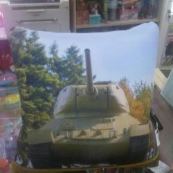 Anti-stress Pillow Tank