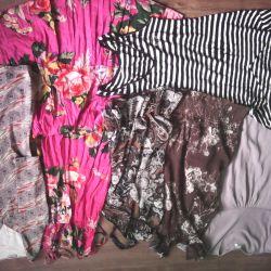 Dresses, sarafans