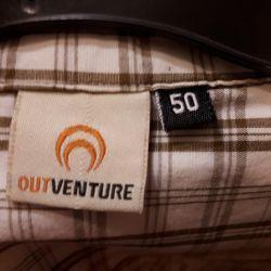 OUTVENTURE shirt