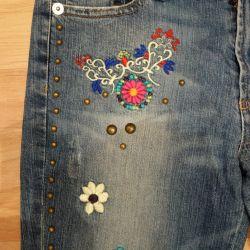 ЯРКИЕ джинсы, ORWEL (премиальный немецкий бренд)