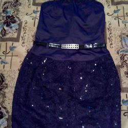 Gece elbisesi 42-44