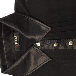 Μπλούζα νέο μαύρο χρώμα 44/46 διάσημη εταιρεία