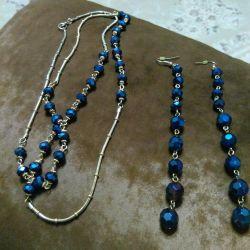 Χάντρες και σκουλαρίκια
