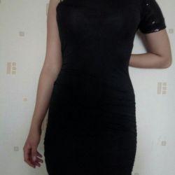 Черные платье