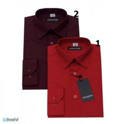 New shirts are claret and black.