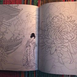 Coloring-antistress, art-therapy, new, 125 pages!