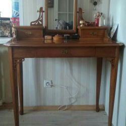Столик с зеркалом из Метрополя
