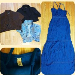 Bolero, dress, T-shirt, skirt