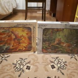 Puzzles are sold new