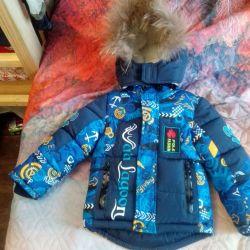 Koyun derisi kış ceket