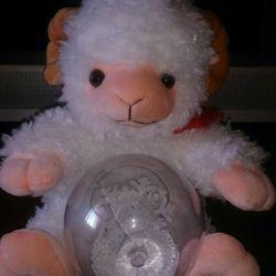 Toy sheep