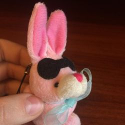Tavşan, tavşan, yumuşak oyuncak