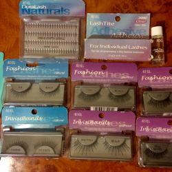 Eyelashes Ardell Beams Glue Shaver