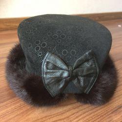 Female winter hat
