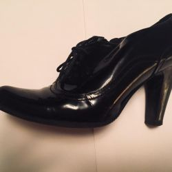 High Heel Patent Shoes