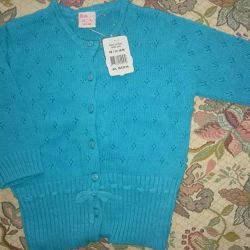 Blouse for the girl new river 86. Kids' things
