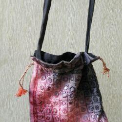 Handbag cotton