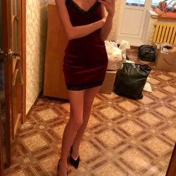 Elbise kadife