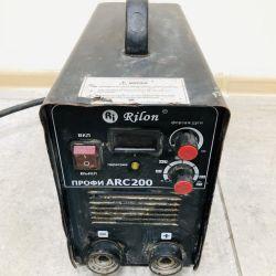 Μηχανή συγκόλλησης Rilon pro ARC 200