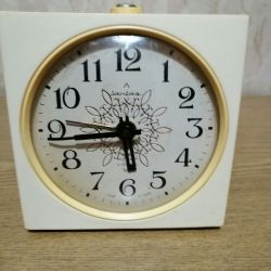 Saat alarmı