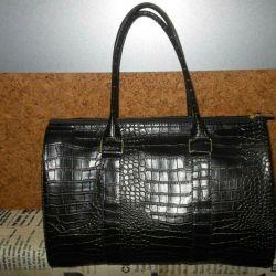 Yeni kadın çantası Avon, kahve rengi
