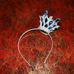 Πριγκίπισσα Crown, νιφάδα χιονιού