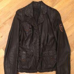 Leather jacket (Italy)